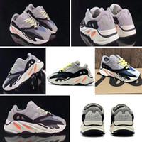 new style 8826a dd820 Adidas yeezy boot 700 Kinder Schuhe Wave Runner 700 Kanye West Laufschuhe  Jungen Mädchen Trainer Sneaker