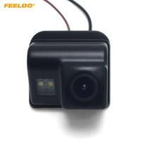 FEELDO Caméra de recul spécial voiture Vue arrière pour Mazda CX-5 CX-7 CX-9 Mazda Caméra 3/6 Parking # 4824