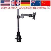 Single LCD Screen Bracket Monitor Stand Fully Adjustable Scr...