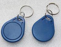 Cartes d'identité de clé rfid de tag IC de NFC modifiable 1k S50 13.56MHz Inscriptible ISO14443A + min: 100pcs