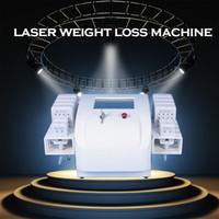 다이오드 Lipo 레이저 LipoLaser 슬림 장비 Lipolaser 지방 감소 기계 바디 쉐이핑 Zerona 레이저 체중 감량 기계 (12pcs 패들)
