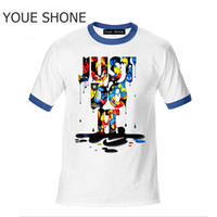 T-shirts pour hommes cool et confortable Pull en coton Manche courte T-shirts pour hommes Casual Sport T-shirts polo T-shirt