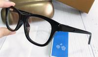جديد مصمم الأزياء النظارات الطبية البصرية 0372 عين القط الإطار النمط الشعبي أعلى جودة بيع HD عدسة واضحة