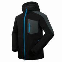 Мужской Денали Apex Bionic Jackets Открытый Повседневный Смешанный Теплый Водонепроницаемый Ветрозащитный Дышащий лыжный Пальто 15534519