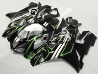 High quality New ABS motorcycle fairings fit for kawasaki Ni...