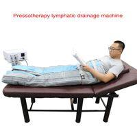 Linfatico massaggio attrezzature drenaggio riduzione del grasso corporeo macchina pressoterapia dimagranti occhi di assistenza domiciliare uso del salone
