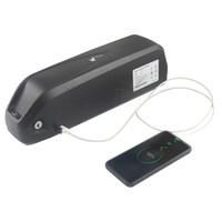 Spedizione gratuita originale 48 V 16AH batteria elettrica per mountain bike 18650 batterie 30A BMS para 750W 1000W motore + caricabatterie