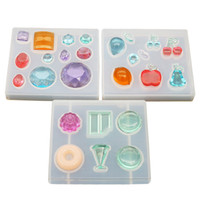 Small Fruit Beads Pendant Silicone Resin Mold Casting Mould ...