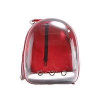 Portable Transparent Dog Cat Space Capsule Carrier Backpack ...