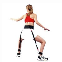 Basketball Trainer Jumping Training Pull Band Set Bounce Tra...