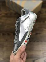 asfff luxury in vera pelle Golden Goose GGDB Migliori qualità uomo Womens  old style sneakers Villous fb520a2c4c3