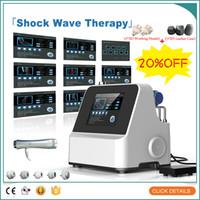 À ne pas manquer! Gainswave machine thérapie Shockwave portable choc extracorporelle équipement de thérapie par ondes pour les traitements ED CE DHL