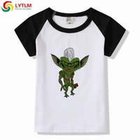 LYTLM Little Boys T- shirts Gizmo Grembin Children Clothes Ha...