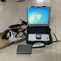 For Toyota Diagnostic Tool Otc It3 Scanner Software with Laptop Toughbook CF30 Cables Full Set Ready to Use