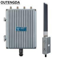 1200Mbps 48 فولت poe في الهواء الطلق cpe 802.11ac المزدوج الفرقة 2.4G5.8G عالية الطاقة نقطة الوصول اللاسلكية إشارة wifi مع omni ant for park wifi تغطية