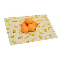 Kitchen Food Wrap Reusable Camping Beeswax Printed Wraps In ...