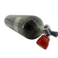 Acecare 2019 حار بيع 6.8l 4500Psi ce pcp الهواء خزان الألوان اسطوانة الهواء زجاجة ألياف الكربون تانك سلاح الجو كوندور الهواء المضغوط بندقية
