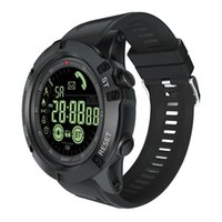 EX17S Smart Watch 5ATM Pedometer Message Reminder Long Stand...
