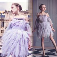 Frühlings-Blumen-Mädchen-Kleider Weinlese-Juwel Sash Spitze-Netz-Baby-Mädchen-Geburtstags-Party Weihnachten Kommunion-Kleider Kinder-Mädchen-Partei Festzug Kleid
