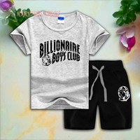 BB CLUB Kids Sets 1- 7T Kids T- shirt Short Pants 2Pcs sets 8 ...