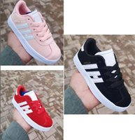 2019 Unisex kids GAZELLE Classic Casual Flat Shoes Suede Sne...