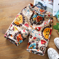 Crazy2019 Homme Cool Time Shorts Été Fivepence En Pantalon Vêtements Hommes Sept Partie Sandy Beach Self-cultivation Culotte D'équitation