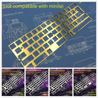 Tu60; minila; GH60 positioning board Brass; stainless steel;...