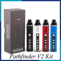 Pathfinder Dry Herb Vaporizer Kit Electronic Cigarettes Wax ...