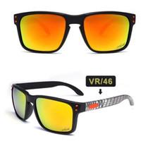les hommes et les sports féminins lunettes de soleil polarisées lunettes de soleil en plein air cyclisme pêche lunettes 91021