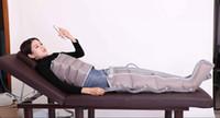 16PCS Air Bags Drenaggio linfatico macchina vendita calda Pressoterapia dimagrante attrezzature per le gambe 2019 Air Pressure Massage Device per il corpo
