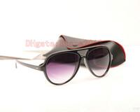 حار بيع 10 قطعة للجنسين الرياضة النظارات النساء الرجال للجنسين uv400 النظارات المتطابقة الطيار النظارات الإناث القيادة نظارات oculos 4125 مكبرة