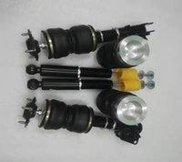 Luftfjädringssats / för Civic 8Gen (2006 ~ 2011) / Coilover + Luftfjädermontering / Auto Parts / Chasis Adjuster / Luftfjäder / Pneumatisk