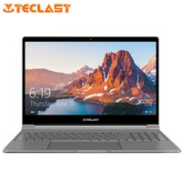 Teclast F15 Notebook 15.6 '' Windows 10 Home Version anglaise Version Intel N4100 Quad Core 1.1GHz 8GB RAM 256Go SSD HDMI 6000mAh Ordinateur portable