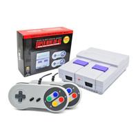 الكلاسيكية الرجعية فيديو لعبة وحدة 821 HD TV NES الطفولة الأسرة الألعاب المحمولة المزدوج لاعب للأطفال المنزل الترفيه هدية عيد