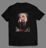 "CHRISTIAN SHIRT "" THE FORGIVEN PAINTING"" *FULL FRON..."