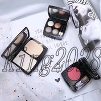 Famous Brand Makeup Set 9 IN 1 with Matte Lipstick Powder Bl...