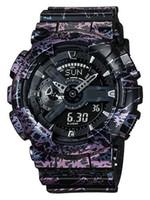 Großhandel Vibration Sportuhr G-Typ wasserdichte Männer Qualitäts-Uhrengummibügel Alle Funktionen arbeiten heiße Verkaufs-Box Military Watch