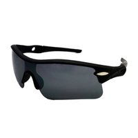 Luxury-Top Designer OO9206 Солнцезащитные очки Path Asian Fit Полированный Черный / Серый Зеркальный Иридиевый объектив Man Driving O Eyewear