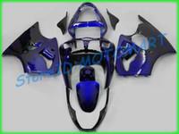 Hot Fairing Kit voor Kawasaki Ninja ZZR600 05 06 07 08 ZZR-600 2005 2008 ZZR 600 Valerijen Set Kaz02