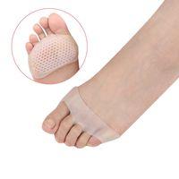 أحذية النعال الأمامية تدليك قوس الدعم نصف ياردة النعال العظمية ل منصات وسادة القدم المسطحة أدوات العناية بالأقدام
