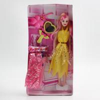 Barbie Doll Toys Vestito Confezione regalo Facelift Hollow Doll Girl Toys regalo