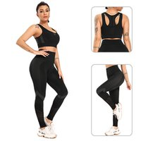 new seamless yoga set clothing women gym wear sportswear yog...