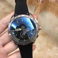 watch 41mm a carica automatica del Wristband del silicone degli uomini degli uomini 2813 orologio Datejust orologi di lusso btime degli uomini del progettista meccanico