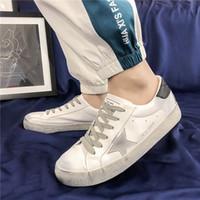 4a990b9c4 Estrelas Homens Sapatos Fazendo Sapatos de Rua Velho 2019 Marca Cool  Sneakers Homens Casuais KA960