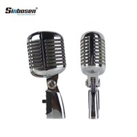 Sinbosen 55H Wired Vocal Dynamisches Mikrofon für KTV Bühne Live-Performance-Speech