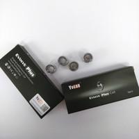 Evolve Plus ППЭС Кварц Dual Coil для Yocan Evolve Plus Kit Evolve D Cerum Форсунка NYX Испаритель Yocan Torch Kit