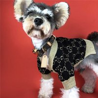 Dog Sweater Fashion Golden Pet Casual Outfit Costume Fashion...