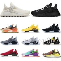 Designer courses de luxe chaussures hommes 2019 pharrell williams nmd race humaine femmes Wave Runner en cours d'exécution pour hommes Formation top qualit chaussures Sneaker