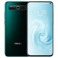 "Original Meizu 17 5G LTE Handy 8 GB RAM 128 GB 256 GB ROM Snapdragon 865 Octa-Core Android 6.6"" 64MP NFC Face ID Fingerabdruck-Handy"