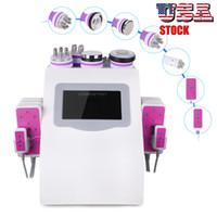 6in16in1 40k Kavitation Ultraschall-Radio Slimming Vakuum RF Cellulite-Körperformungsschönheitsmaschine